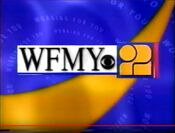 WFMY 2 - The Address Is FMY, Welcome Home promo - Fall 1997