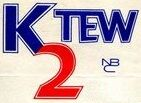 KTEW Channel 2 - AN NBC Station ident - 1971