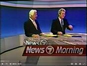 WJLA News 7 Morning Report 645AM open - November 20, 1986