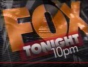 WNYW Fox News, The 10PM News - Tonight promo - 1994