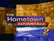 KDKA-TV News - The Hometown Advantage promo - 1996