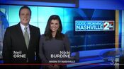 WKRN News 2 Good Morning Nashville - Neil Orne And Nikki Burdie - Weekday Mornings ident - Late Fall 2020