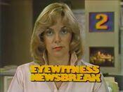 KDKA TV2 Eyewitness News, Eyewitness Newsbreak bumper - Sunday Night, April 25, 1982