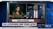 KNTV NBC Bay Area News Today In The Bay 430AM open - March 15, 2021