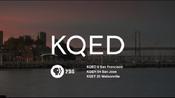 KQED 9 station ident - Mid-December 2018