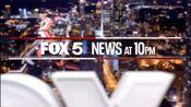 WAGA Fox 5 News 10PM open - Late December 2019