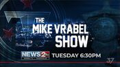 WKRN News 2 - The Mike Vrabel Show - Tuesday Evening ident - Late Fall 2020