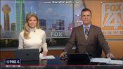 KDFW Fox 4 News 5PM close - January 28, 2020