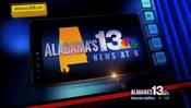 WVTM Alabama's 13 News 6PM open - 2014
