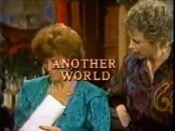Another World close - December 25, 1986