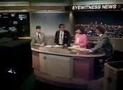KABC Channel 7 Eyewitness News Tonight open - July 5, 1991