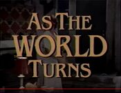 As The World Turns closing titles - July 12, 1995