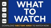 KGO ABC7 News - Bay Area Digital Download App - What To Watch promo - Early-Mid December 2020