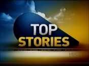 KNTV NBC Bay Area News - Top Stories open - late July 2008