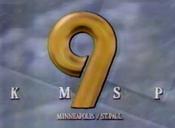 KMSP Channel 9 ident - 1989
