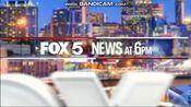 WAGA Fox 5 News 6PM open - Late December 2019
