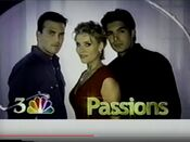 KNTV NBC3 - Passions - Today promo from Early January 2002
