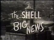 WLAC Channel 5 - The Shell Big News open - 1954