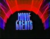 WNEW Channel 5 - Movie Greats open - The Mid 1980's