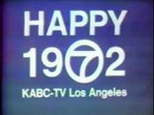KABC Happy New Year 1972