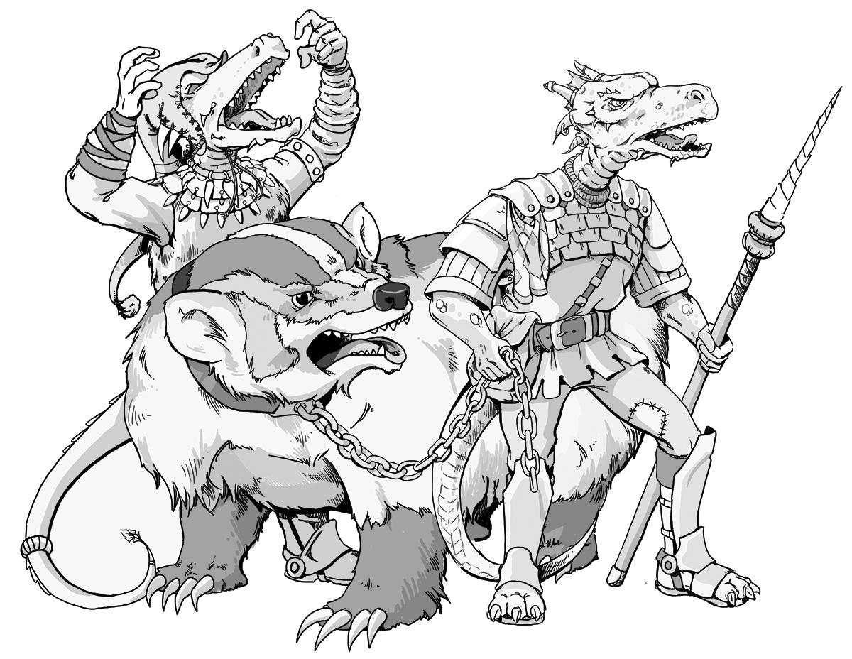 Kobold (Dungeons & Dragons)