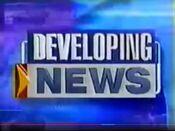 WKRN News 2 - Developing News open - Late September 2000
