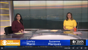KCBS CBS2 News This Morning 6AM open - November 26, 2020