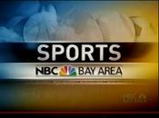 KNTV NBC Bay Area News - Sports open - late July 2008