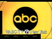 ABC Network ident with WABC-TV New York byline - Fall 1997