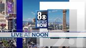KLAS 8 News Now Live At 12PM open - The Week Of January 25, 2021
