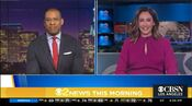 KCBS CBS2 News This Morning 5AM open - December 14, 2020