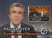 KABC Channel 7 Eyewitness News Tonight open - June 28, 1990