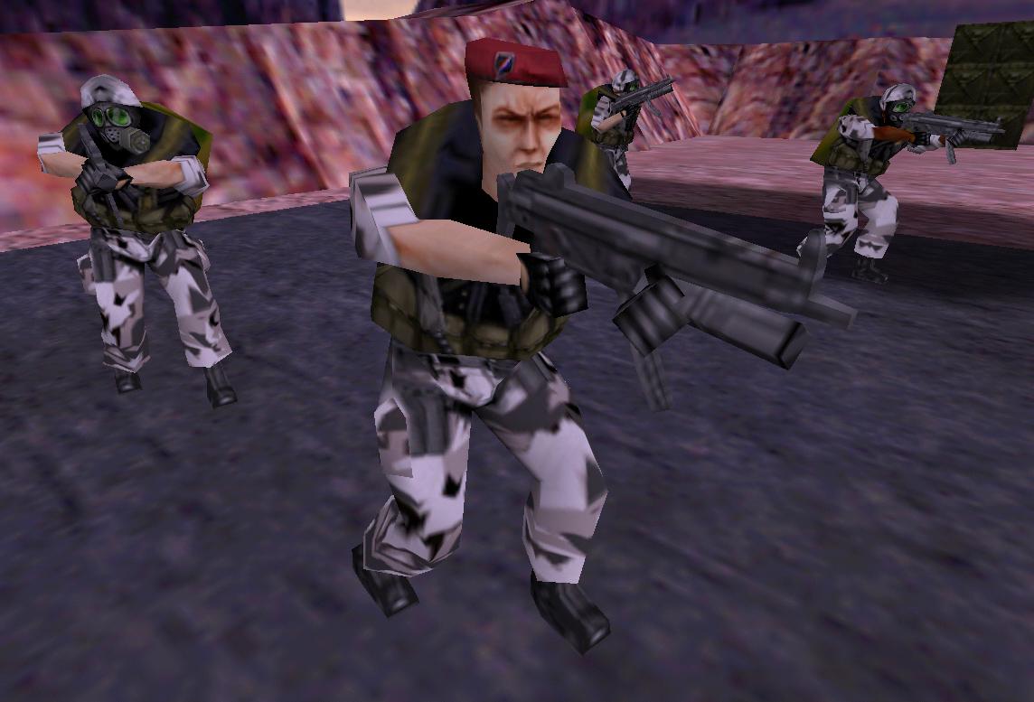 Hazardous Environment Combat Unit