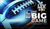 KLAS 8 News Now - Super Bowl LIV, The Big Game promo for February 7, 2021