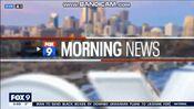 KMSP Fox 9 News, Fox 9 Morning News open - Mid-Late January 2020