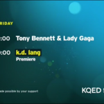 KQED 9 - K.D. Lang - Premiere promo for December 13, 2018.png
