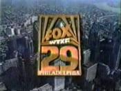 WTXF Fox29Ident alternative2 1990