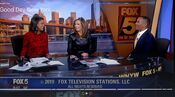 WNYW Fox 5 News Good Day New York close - April 17, 2019