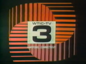 WTIC-TV's Channel 3 Video ID From The Early 1970's