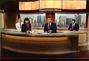 WTVF Channel 5 Eyewitness News 6PM open - August 15, 1985