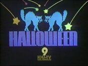 KHJCh9 HalloweenIdent Oct311981