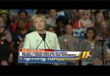 WTVD-TV's ABC 11 Eyewitness News At 11 Video Open - Tuesday Night, March 1, 2016