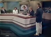 KABC Channel 7 Eyewitness News 6PM open - July 9, 1991
