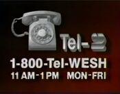 WESH Newscenter 2 - Tel-2 Hotline promo - Early 1986