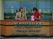 KJRH Newscenter 2 Oklahoma Today close - June 21, 1985