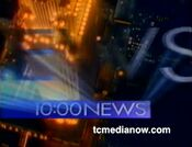 WCCO News, The 10PM News open - 1990