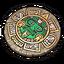 Icon mayan glyphs 0