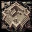 Icon mayan temple 0
