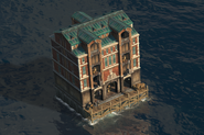 Docklands Depot Screenshot