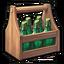 Big Alcohol Crate